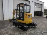 CATERPILLAR TRACK EXCAVATORS 302.7D CR equipment  photo 2