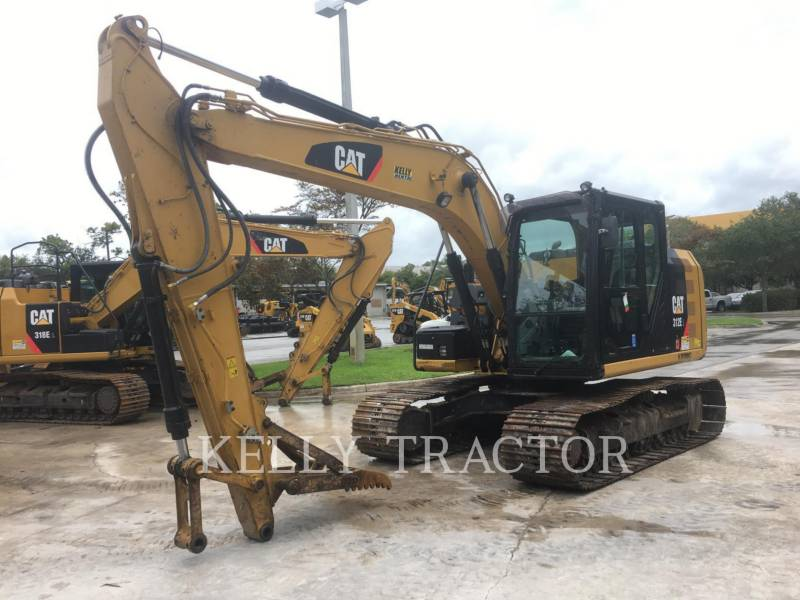 CATERPILLAR トラック油圧ショベル 312EL equipment  photo 13