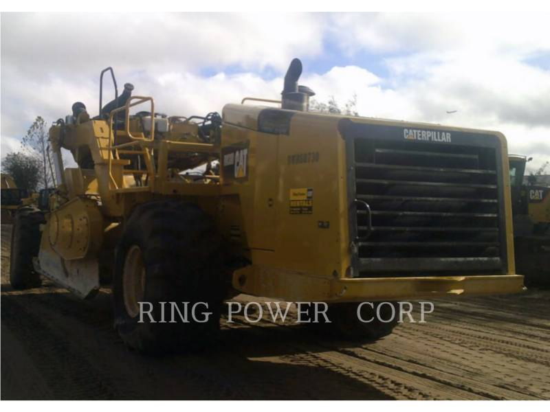 CATERPILLAR STABILISIERER/RECYCLER RM300 SOIL equipment  photo 4