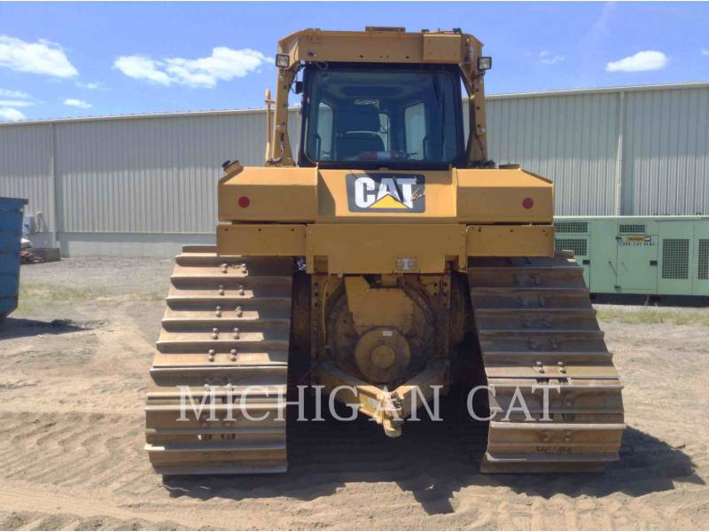 CATERPILLAR CIĄGNIKI GĄSIENICOWE D6TL CA equipment  photo 13