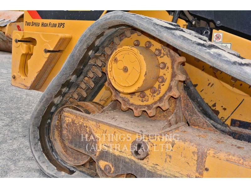 CATERPILLAR CARGADORES MULTITERRENO 279C equipment  photo 14
