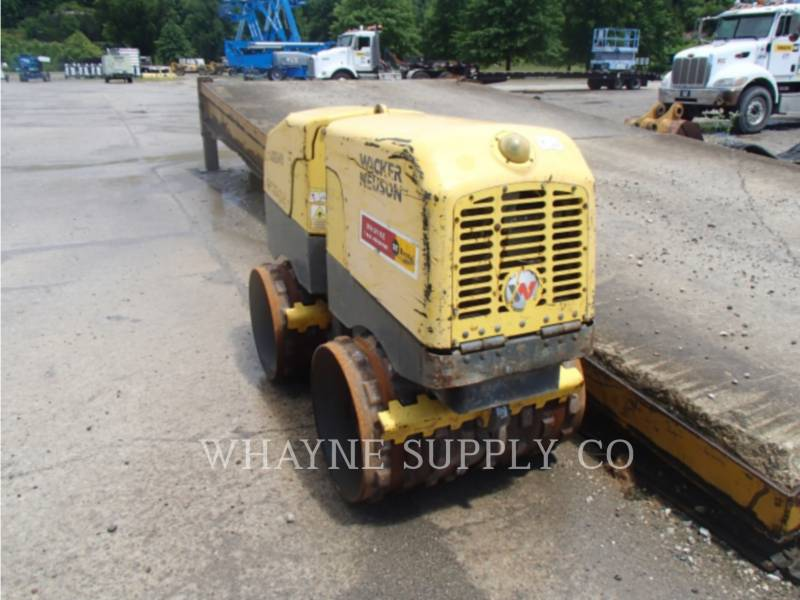 WACKER CORPORATION COMPACTORS RT82-SC equipment  photo 4
