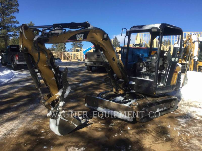 CATERPILLAR TRACK EXCAVATORS 302.5 equipment  photo 1
