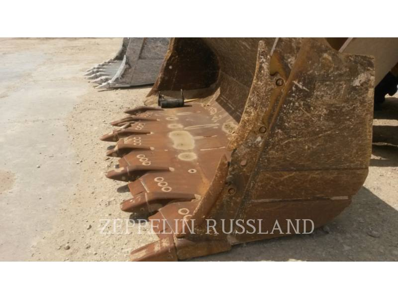 CATERPILLAR CHARGEURS SUR PNEUS MINES 980GII equipment  photo 4