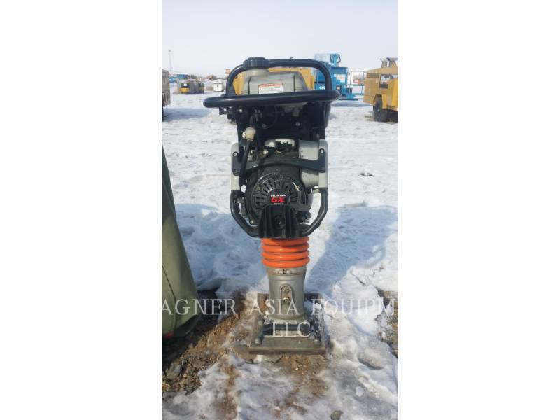 MULTIQUIP COMPACTADORES MTX 60 HD equipment  photo 7