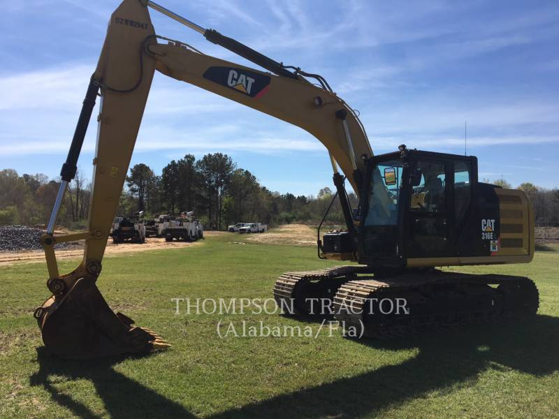 CATERPILLAR EXCAVADORAS DE CADENAS 316EL equipment  photo 15