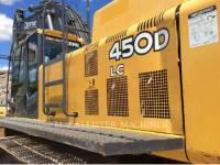 JOHN DEERE TRACK EXCAVATORS 450D LC equipment  photo 9