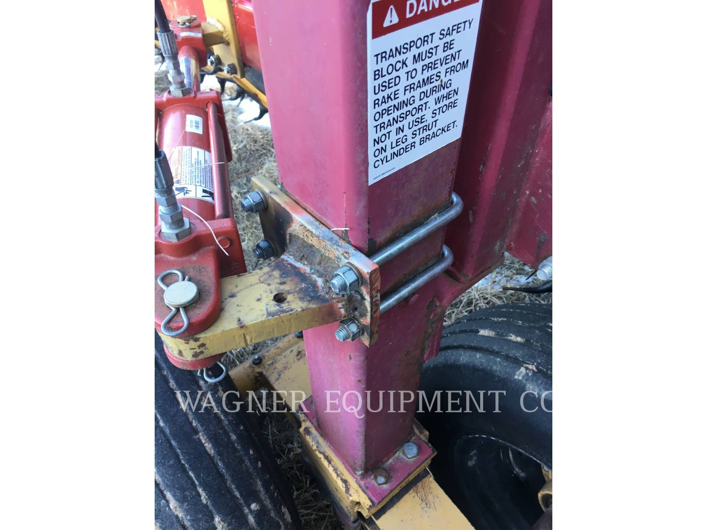 Detail photo of 2008 DARF 917 FDB from Construction Equipment Guide