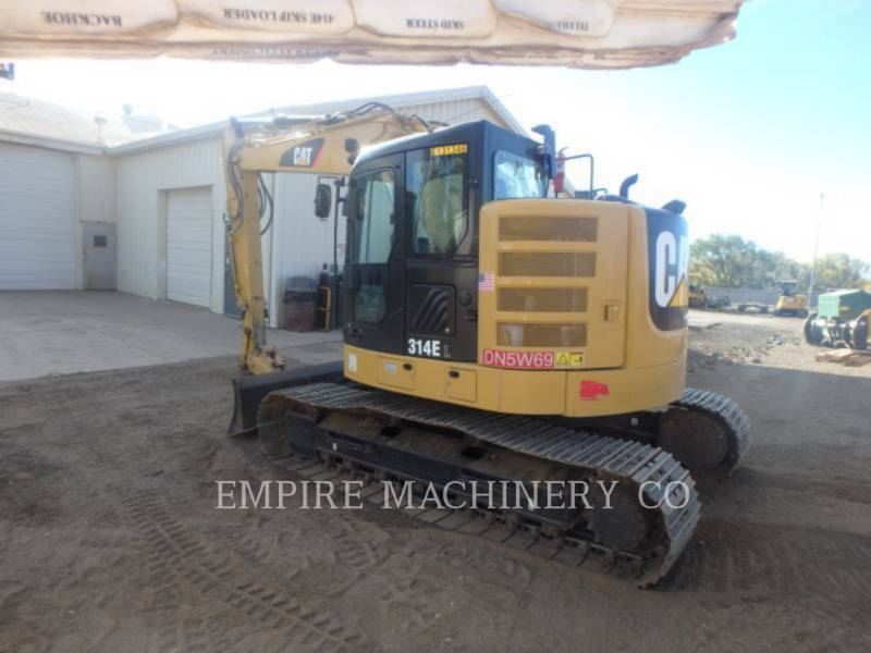 CATERPILLAR TRACK EXCAVATORS 314E LCR P equipment  photo 3