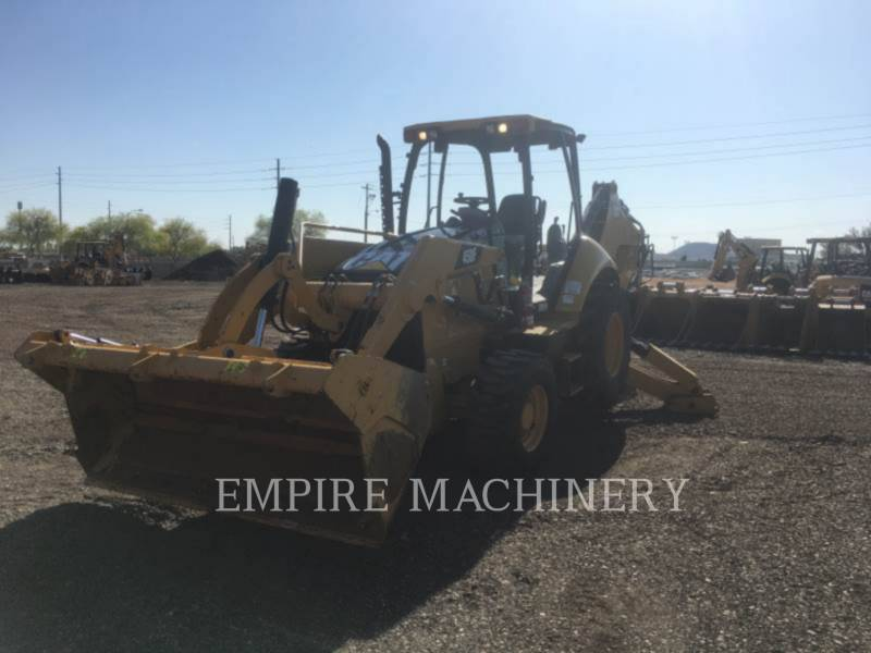 CATERPILLAR BACKHOE LOADERS 450F equipment  photo 4