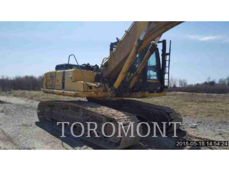 KOMATSU LTD. RUPSGRAAFMACHINES PC300LC-6 equipment  photo 2