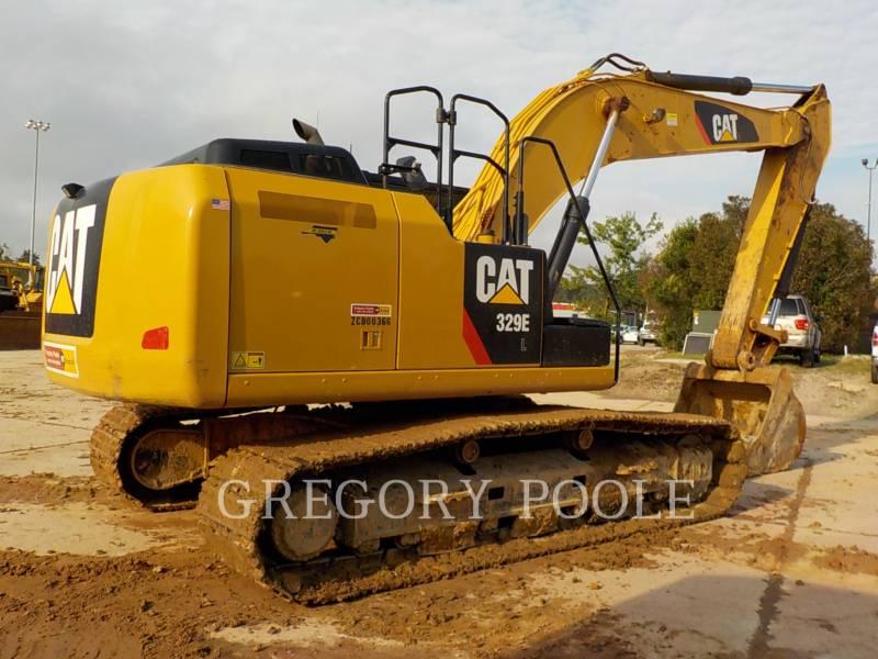 CATERPILLAR TRACK EXCAVATORS 329E L equipment  photo 10
