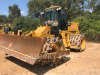 Equipment photo CATERPILLAR 815F II WHEEL DOZERS 1