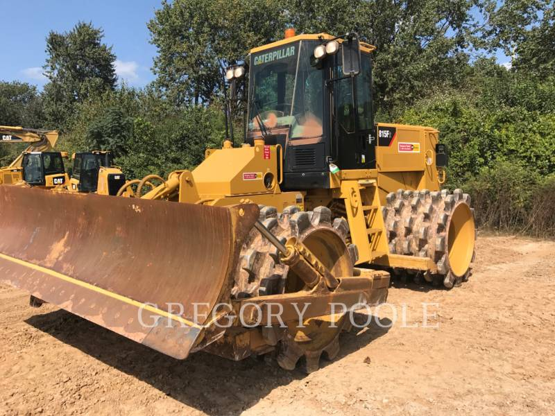 CATERPILLAR コンパクタ 815FII equipment  photo 1