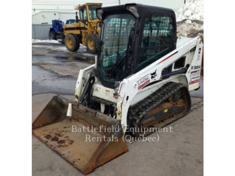 BOBCAT MULTI TERRAIN LOADERS T450 equipment  photo 6