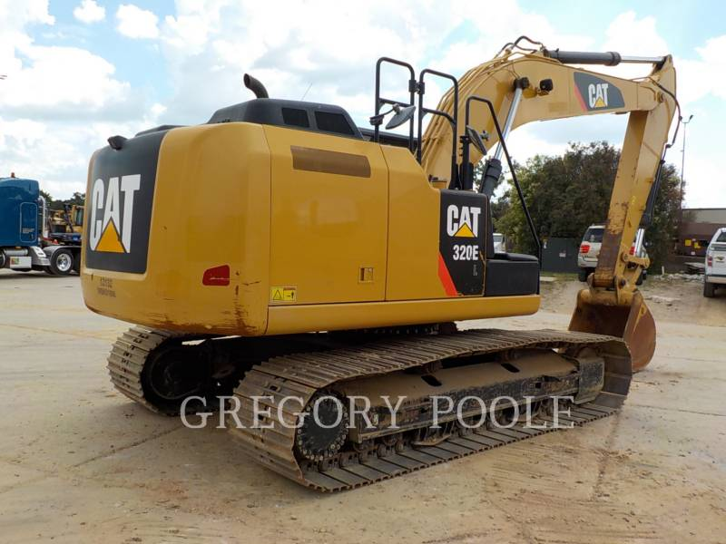 CATERPILLAR TRACK EXCAVATORS 320E L equipment  photo 10