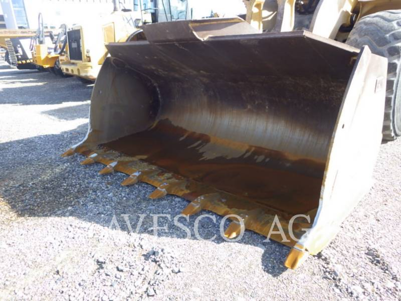 CATERPILLAR CARGADORES DE RUEDAS 980K equipment  photo 11