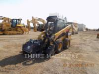 CATERPILLAR PALE COMPATTE SKID STEER 262D equipment  photo 4