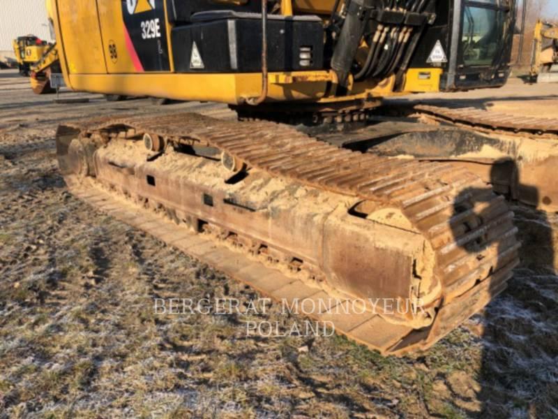 CATERPILLAR ESCAVATORI CINGOLATI 329EL equipment  photo 17