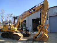 CATERPILLAR KETTEN-HYDRAULIKBAGGER 329F CF equipment  photo 1