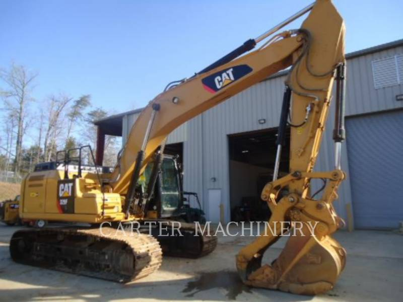 CATERPILLAR KOPARKI GĄSIENICOWE 329F CF equipment  photo 1