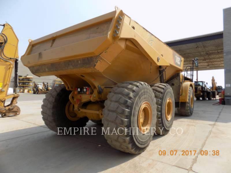 CATERPILLAR MULDENKIPPER 745C equipment  photo 2