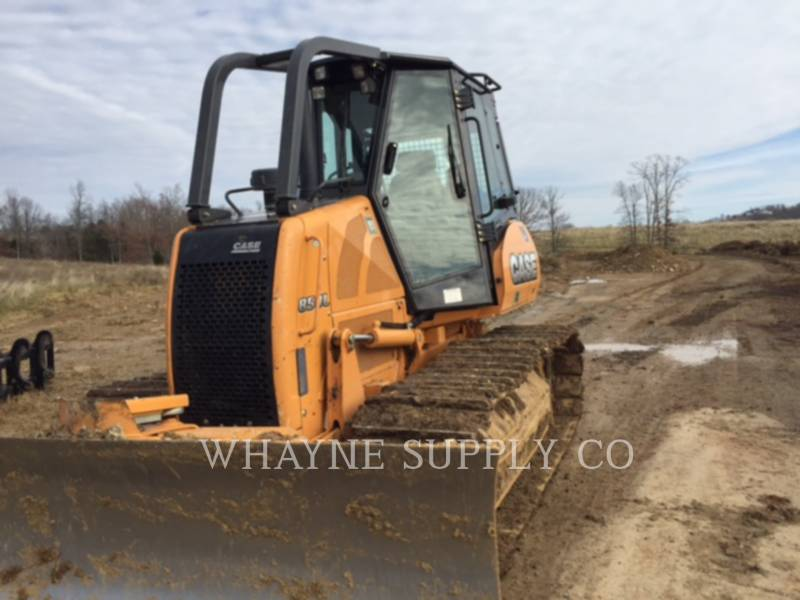 CASE TRACTEURS SUR CHAINES 850L equipment  photo 1