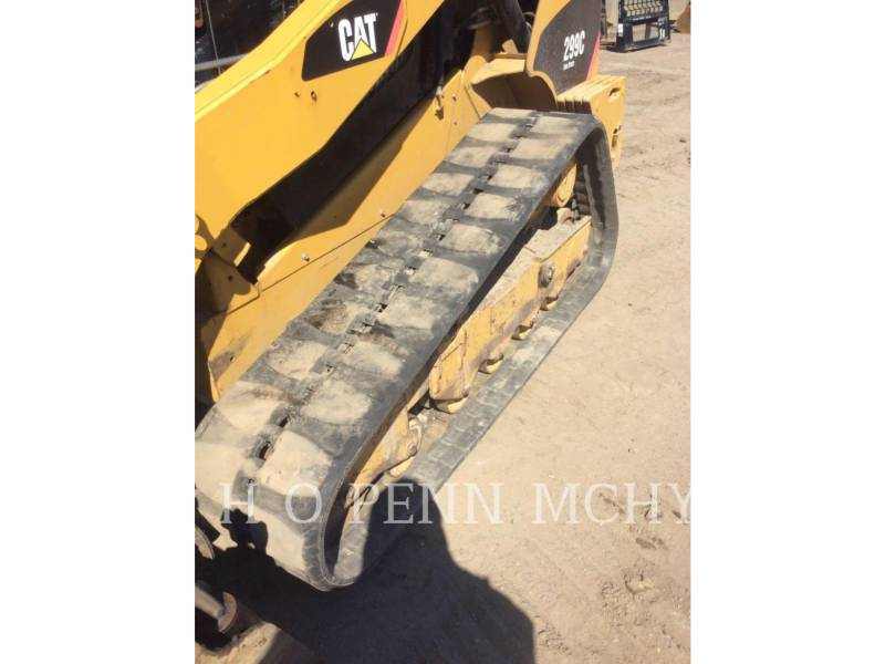 CATERPILLAR CARGADORES MULTITERRENO 299C equipment  photo 5