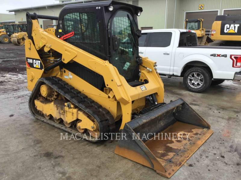 Caterpillar ÎNCĂRCĂTOARE PENTRU TEREN ACCIDENTAT 259D equipment  photo 2