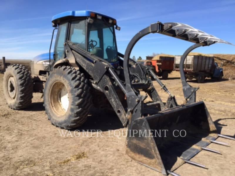 NEW HOLLAND LTD. AG TRACTORS TV145 equipment  photo 4