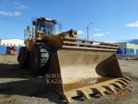 CATERPILLAR BERGBAU-RADLADER 990 equipment  photo 2