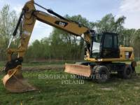 CATERPILLAR EXCAVADORAS DE RUEDAS M316D equipment  photo 4