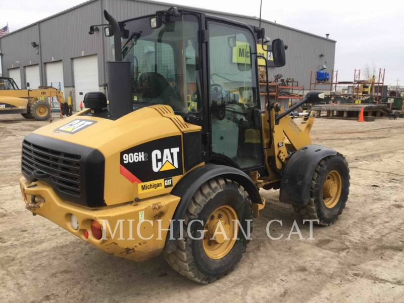 CATERPILLAR CARGADORES DE RUEDAS 906H2 equipment  photo 4