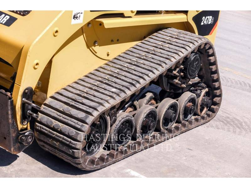 CATERPILLAR PALE CINGOLATE MULTI TERRAIN 247B3LRC equipment  photo 10