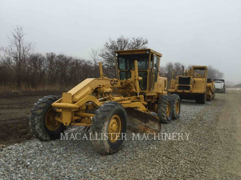 CATERPILLAR MOTORGRADER 120G equipment  photo 1