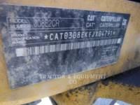 CATERPILLAR KETTEN-HYDRAULIKBAGGER 308E2CRSB equipment  photo 2