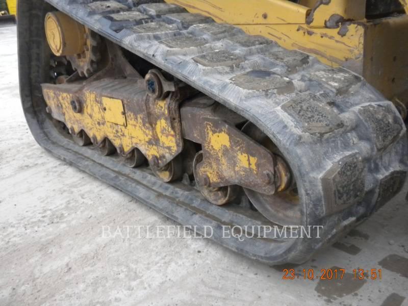 Caterpillar ÎNCĂRCĂTOARE PENTRU TEREN ACCIDENTAT 289C equipment  photo 8