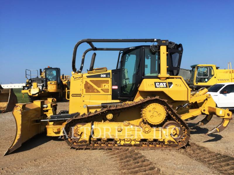 CATERPILLAR TRACTOREN OP RUPSBANDEN D6NXL equipment  photo 5