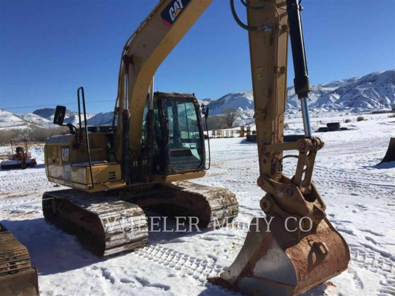 CATERPILLAR PELLES SUR CHAINES 313F GC CF equipment  photo 3