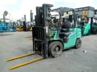 CATERPILLAR LIFT TRUCKS FORKLIFTS FG30N equipment  photo 1