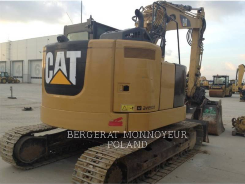 CATERPILLAR ESCAVATORI CINGOLATI 314ELCR equipment  photo 4