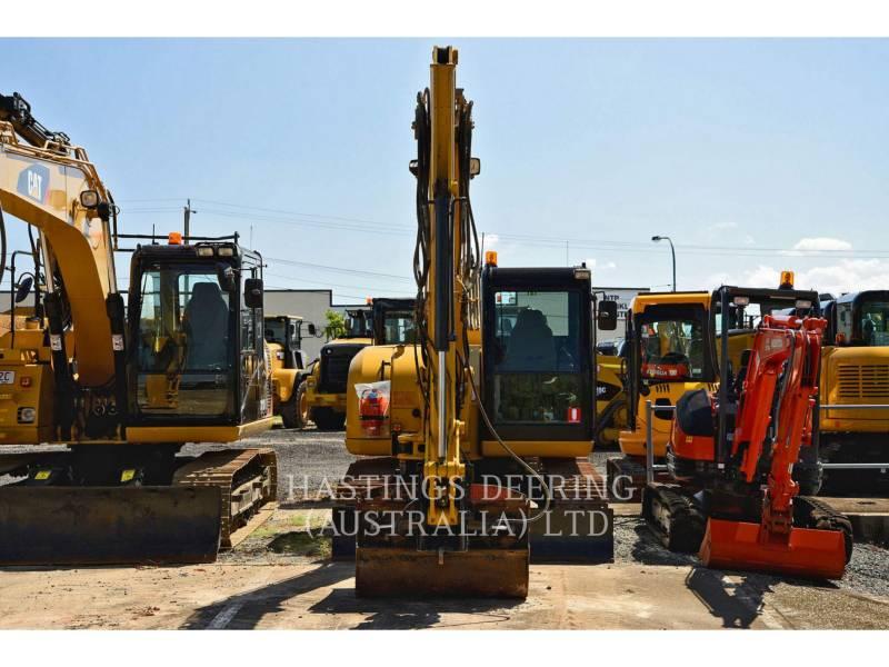 CATERPILLAR PELLES SUR CHAINES 308ECRSB equipment  photo 2