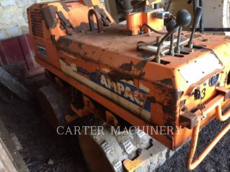 MISCELLANEOUS MFGRS COMPACTORS AMP P33/24 equipment  photo 1