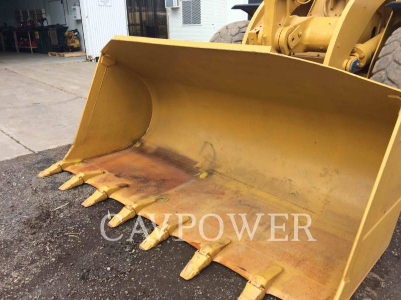 CATERPILLAR WHEEL LOADERS/INTEGRATED TOOLCARRIERS 950H equipment  photo 11