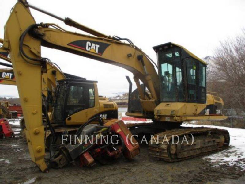 CATERPILLAR FORESTRY - PROCESSOR 320CFMHW equipment  photo 1
