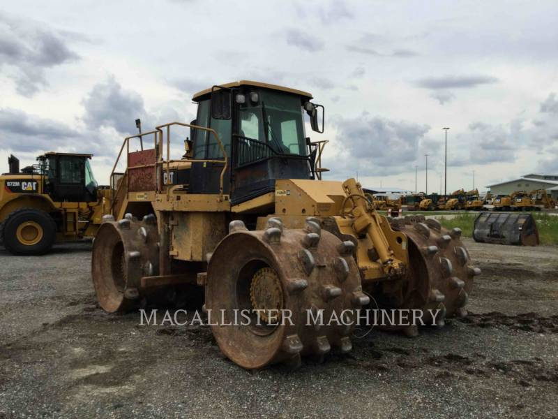 CATERPILLAR COMPACTORS 826H equipment  photo 2