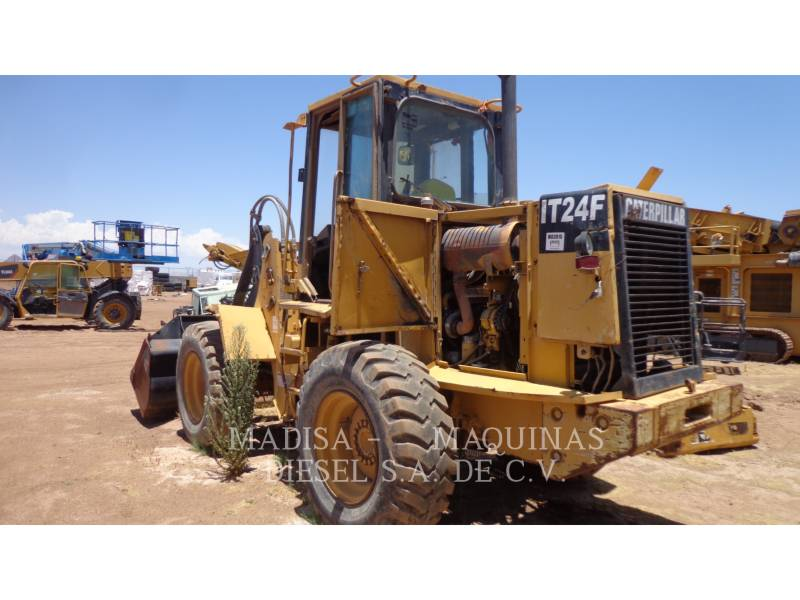 CATERPILLAR WHEEL LOADERS/INTEGRATED TOOLCARRIERS IT24F equipment  photo 2