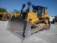 Equipment photo CATERPILLAR D 8 R TRACTEURS SUR CHAINES 1