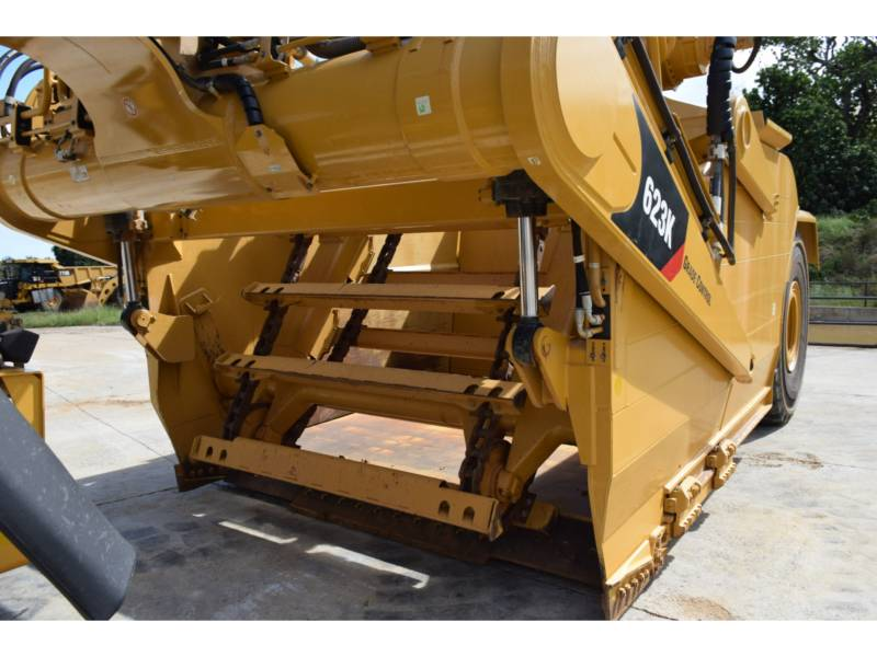 CATERPILLAR WHEEL TRACTOR SCRAPERS 623K equipment  photo 13