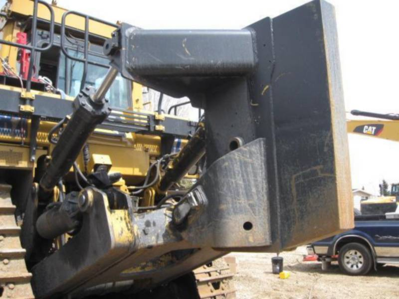 CATERPILLAR TRACK TYPE TRACTORS D10T equipment  photo 9